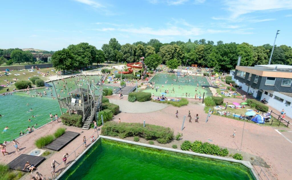 Naturbad Mülheim Impressionen